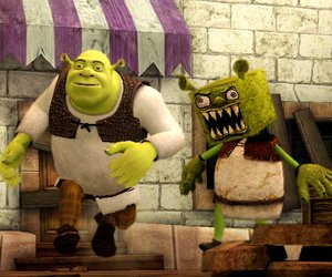 Shrek the Third Files