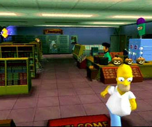 The Simpsons: Hit and Run Videos
