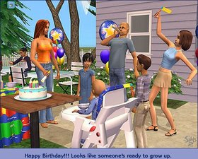 The Sims 2 Screenshot from Shacknews