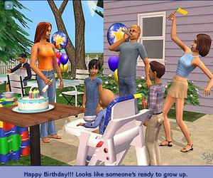 The Sims 2 Chat