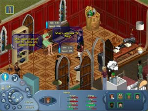 the sims online free game