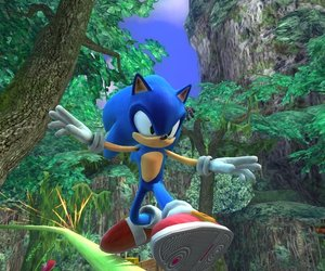 Sonic the Hedgehog Screenshots