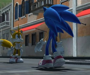 Sonic the Hedgehog Chat