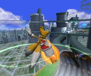 Sonic Riders Videos