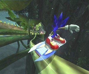 Sonic Riders Chat