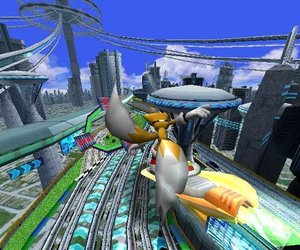 Sonic Riders Screenshots