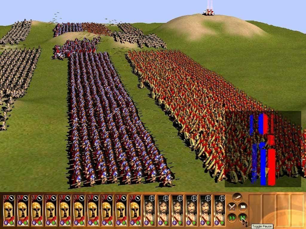 sparta game