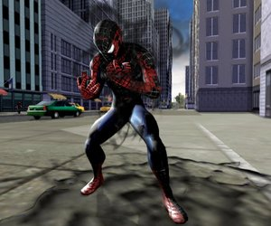 Spider-Man 3 Screenshots