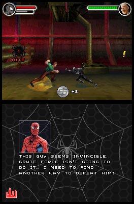 Spider-Man 3 Screenshots