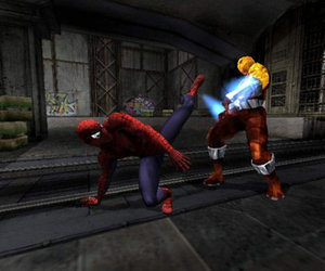 Spider-Man: The Movie Screenshots