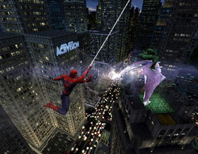 Spider-Man: The Movie Screenshot from Shacknews