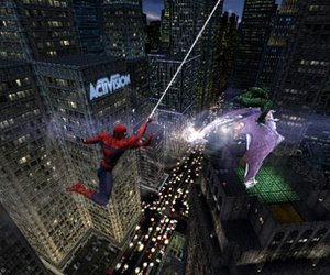 Spider-Man: The Movie Screenshots