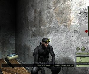 Tom Clancy's Splinter Cell Files
