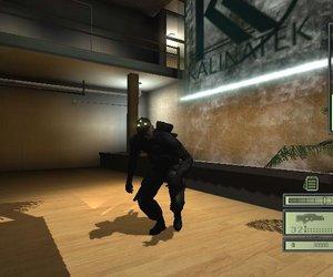 Tom Clancy's Splinter Cell Screenshots