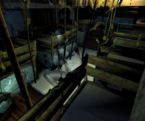 Tom Clancy's Splinter Cell Chaos Theory Screenshots