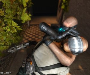 Tom Clancy's Splinter Cell Double Agent Chat