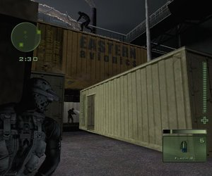 Tom Clancy's Splinter Cell: Pandora Tomorrow Screenshots
