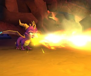 The Legend of Spyro: A New Beginning Files