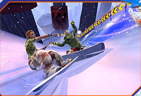 SSX 3: Out of Bounds Screenshot from Shacknews