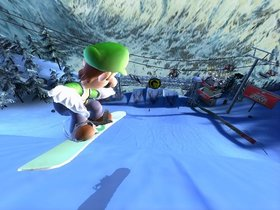 SSX On Tour Screenshot from Shacknews