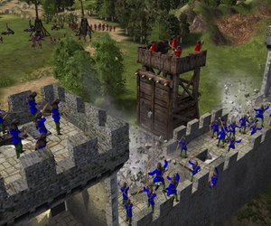 Stronghold 2 Chat