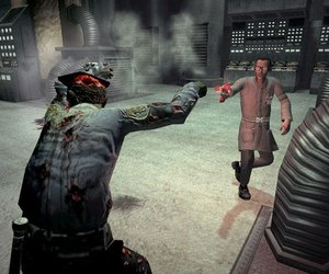 Stubbs the Zombie in Rebel Without a Pulse Screenshots