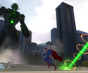 Superman Returns: The Videogame Files