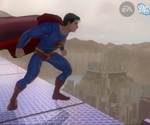 Superman Returns: The Videogame Screenshots