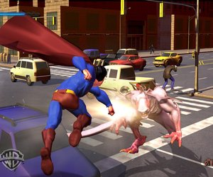 Superman Returns: The Videogame Videos