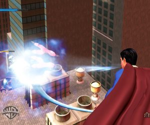 Superman Returns: The Videogame Chat