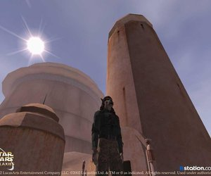 Star Wars Galaxies: An Empire Divided Screenshots