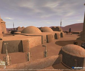 Star Wars Galaxies: An Empire Divided Screenshots