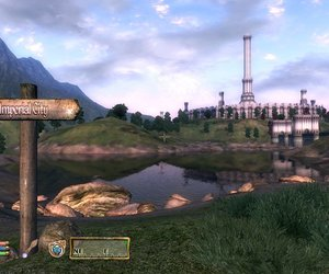 The Elder Scrolls IV: Oblivion Files