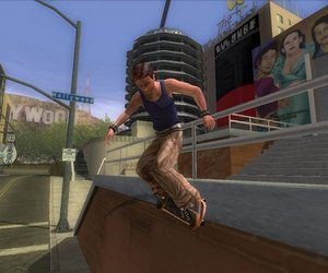 Tony Hawk's American Wasteland Screenshots