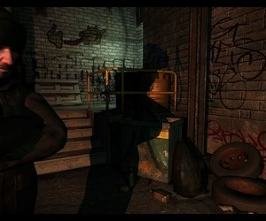 The Darkness Screenshots