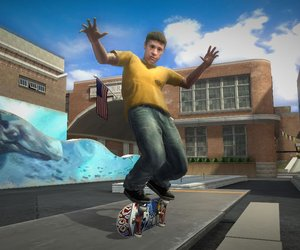 Tony Hawk's Project 8 Screenshots
