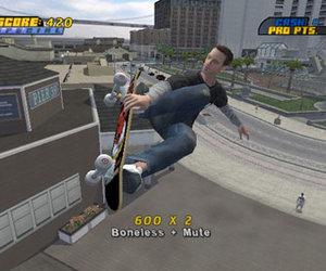 Tony Hawk's Pro Skater 4 Files