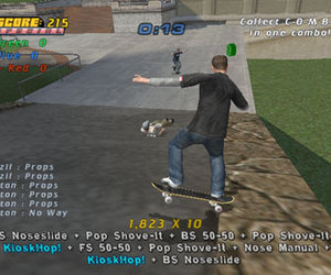 Tony Hawk's Pro Skater 4 Screenshots