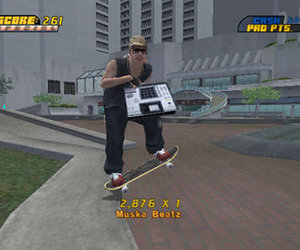 Tony Hawk's Pro Skater 4 Files