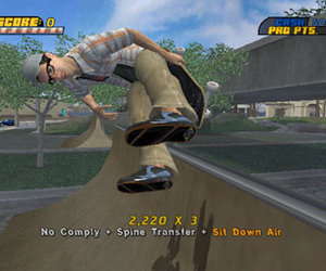 Tony Hawk's Pro Skater 4 Chat