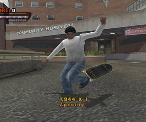 Tony Hawk's Underground Chat