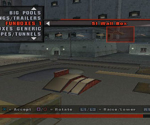 Tony Hawk's Underground Screenshots