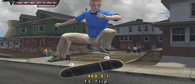 Tony Hawk's Underground News