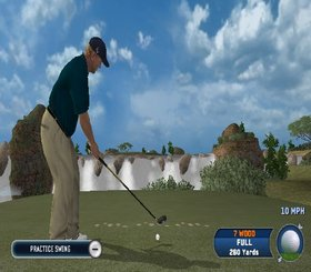 Tiger Woods PGA Tour 07 Screenshot from Shacknews