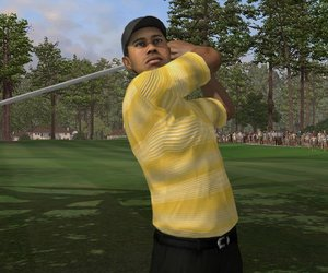 Tiger Woods PGA Tour 07 Chat