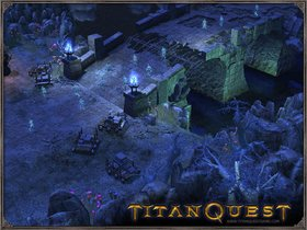Titan Quest: Immortal Throne Screenshot from Shacknews