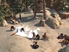 Titan Quest Screenshot from Shacknews