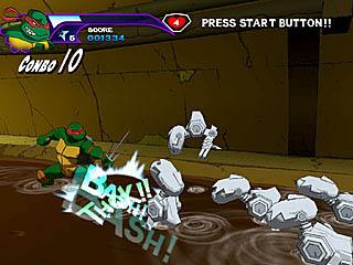 Teenage Mutant Ninja Turtles Files