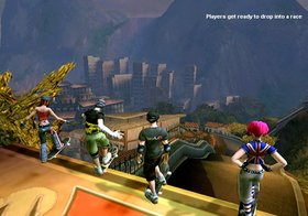 Tony Hawk's Downhill Jam Screenshot from Shacknews