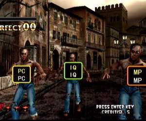 The Typing of the Dead Chat